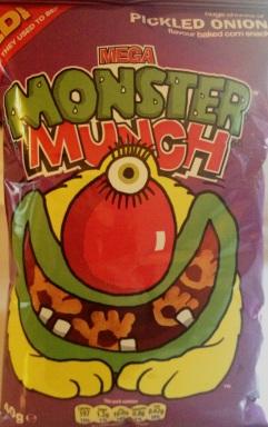 Monster Munch - Pickled Onion