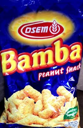 Osem - Bamba Peanut Snack