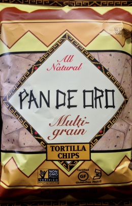 Pan de Oro - Multi-Grain Tortilla Chips