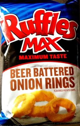 Ruffles Max - Bee Battered Onion Rings