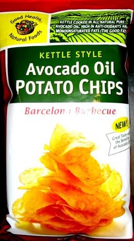 Avacado Oil - Barcelona Barbecue