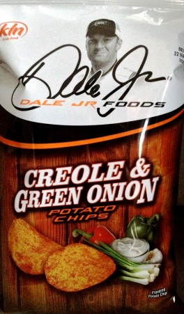 Dale Jr Foods - Creole & Green Onion Potato Chips