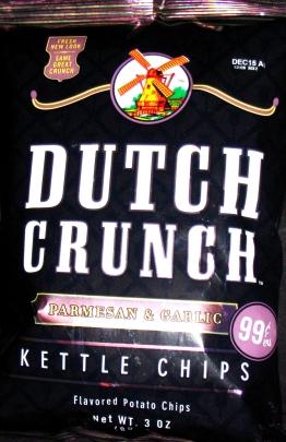 Dutch Crunch Parmesan & Garlic