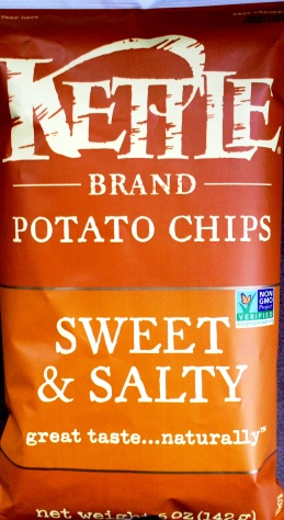 Kettle Brand - Sweet & Salty Potato Chips