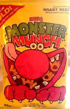 Monster Munch - Roast Beef