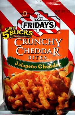 TGIFriday's - Crunchy Jalapeno Cheddar Bites