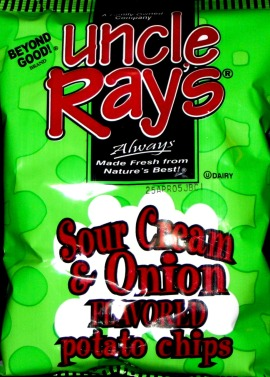 Uncle Ray's Sour Cream & Onion