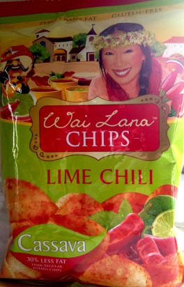 Wai Lana - Lime Chli Cassava Chips