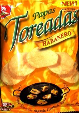 Barcel's Toreadas Habanero