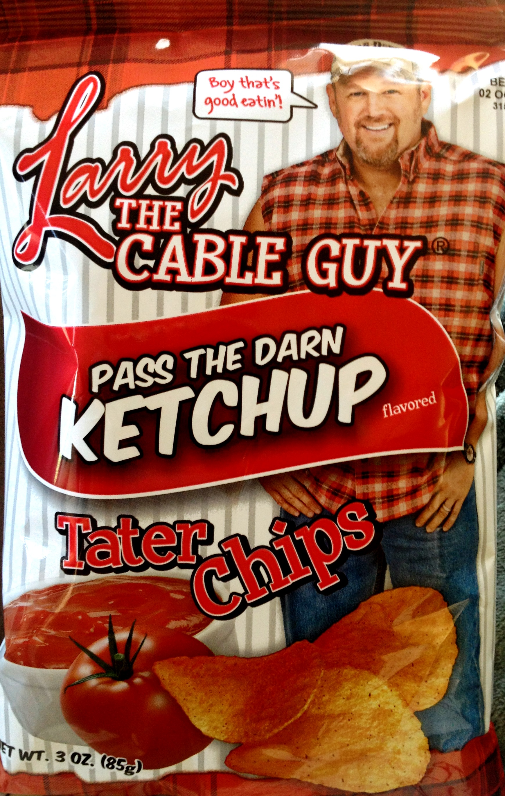 Larry Cable Guy Salsa