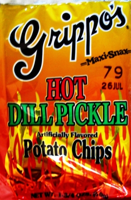 Grippo's - Hot Dill Pickle