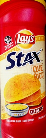 Lay's Stax - Que Rico Queso