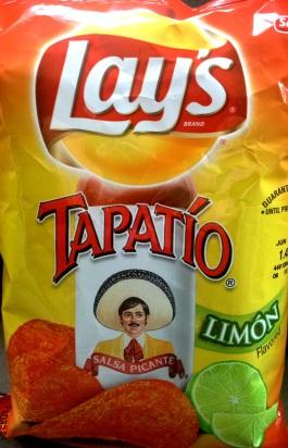 Lay's - Tapatio Limon