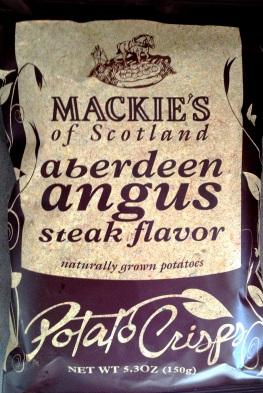 Mackie's of Scotland - Aberdeen Angus Steak Flavor