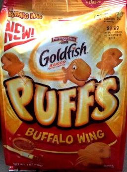 Pepperidge Farm Goldfish - Buffalo Wing Puffs