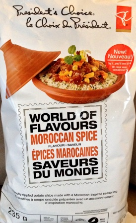 President's Choice - World of Flavours Moroccan Spice