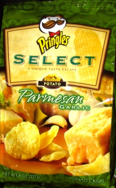 Pringles Select Parmesan Garlic