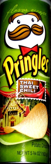 Pringles Thai Sweet Chili