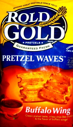 Rold Gold - Pretzel Waves Buffalo