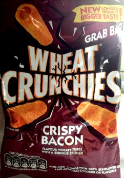 Wheat Crunchies - Crispy Bacon