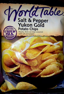 World Table - Salt & Pepper Yukon Gold