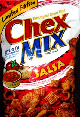 Chex Mix Salsa