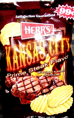 Herr's - Kansas City Prime Steak