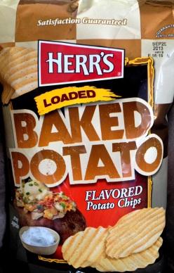 Herr's - Loaded Baked Potato Chips