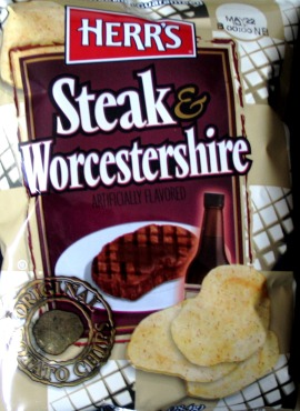 Herr's Steak & Worcestershire