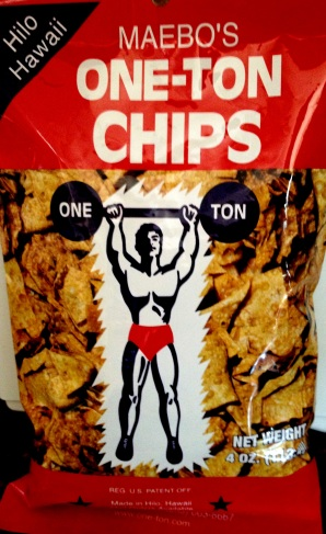 Maebo's - One-Ton Chips