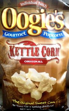 Oogie's Gourmet Popcorn - Original Kettle Corn