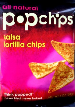 PopChips - Salsa Tortilla Chips