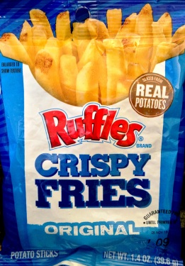 Ruffles - Crispy Fries Original