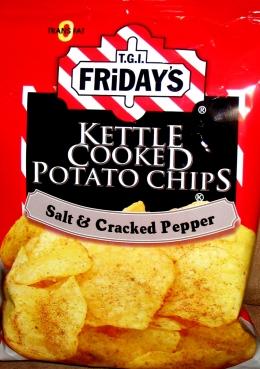 TGI Fridays - Salt and Pepper