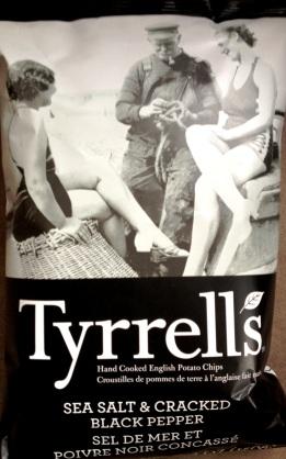 Tyrrell's - Sea Salt & Cracked Black Pepper