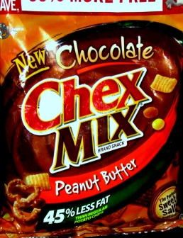Chex Mix Chocolate Peanut Butter