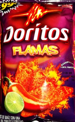 Doritos - Flamas