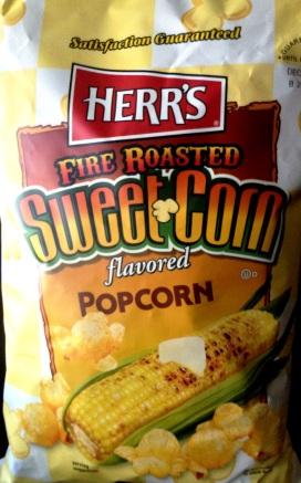 Herr's - Fire Roasted Sweet Corn Popcorn