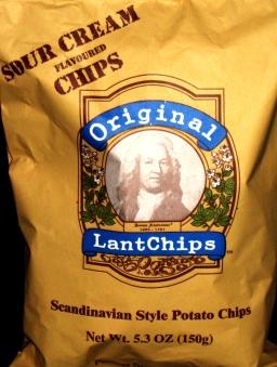Lant Chips - Sour Cream & Onion