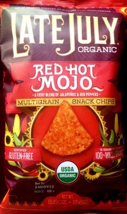Late July Organic - Red Hot Mojo