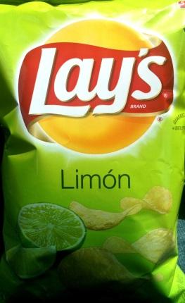Lay's - Limon