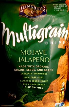 Lundberg Multigrain - Mojave Jalapeno