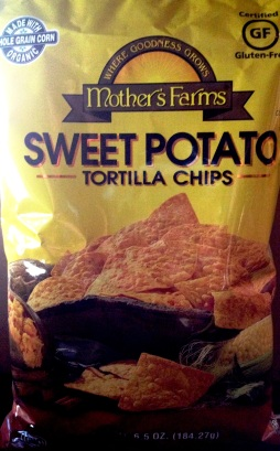 Mother's Farms - Sweet Potato Tortilla Chips