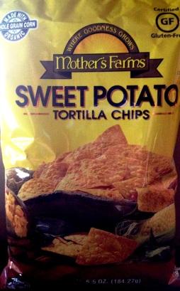 Mother's Farms - Sweet Potato Tortilla Chips