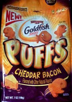 Pepperidge Farm - Cheddar Bacon Puffs