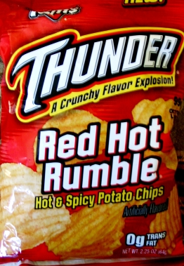 Tom's - Thunder - Red Hot Rumble