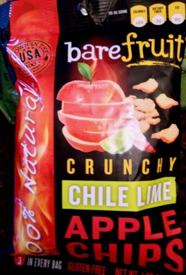 Bare Fruit - Crunchy Chili Lime Apple Chips