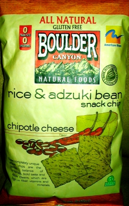 Boulder - Rice & Adzuki Bean - Chipotle Cheese