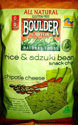 Boulder - Rice & Adzuki Bean - Chipotle Cheese