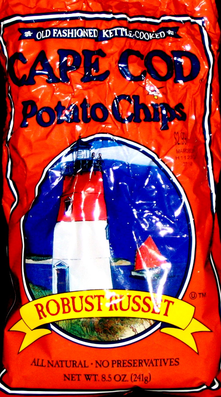 RATING: Cape Cod – Robust Russet Potato Chips | Chip Review